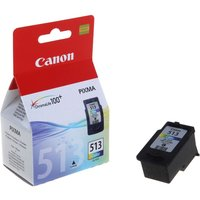 Canon CL-513 Colour Ink Cartridge, Multi