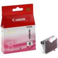 Canon CLI-8M Ink Cartridge 13ml, Magenta