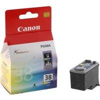 Canon CL-38 Ink Cartridge 9ml, Colour