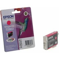 Epson T0803 Ink Cartridge 7.4ml, Magenta