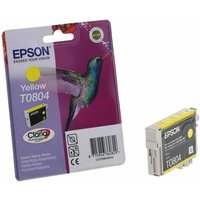 Epson T0804 Ink Cartridge 7.4ml, Yellow