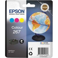 Epson T267 3-Colour Ink