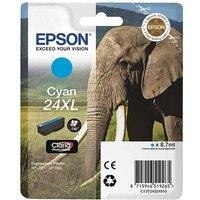 Epson T2432 24XL Cyan Ink Cartridge