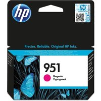 HP 951 Officejet Ink Cartridge Magenta CN051AE, Magenta at Ryman Stationery