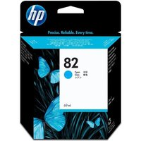 HP 82 Dye Inkjet Cartridge Cyan, Cyan at Ryman Stationery
