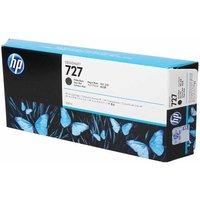 HP 727 300ml Ink Matte Black, Matte Black at Ryman Stationery