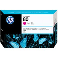 HP 80 Ink Cartridge Magenta, Magenta at Ryman Stationery