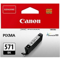 Canon CLI-571 Ink Cartridge Black, Black at Ryman Stationery