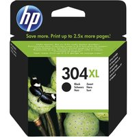HP 304XL Ink Cartridge Black, Black