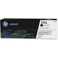 HP 312A Laser Toner Black CF380A, Black