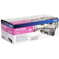 Brother TN326 Toner, Magenta