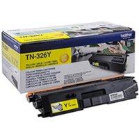 Brother TN326 Toner, Yellow