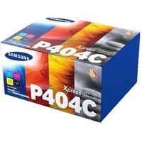 Samsung CLT-P404C Pack of 4 Toner Cartridges