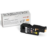 Xerox 6000/6010 Toner, Yellow