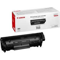 Canon 703CRG Printer Ink Toner Cartridge Black