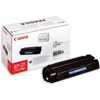 Canon EP-27 Ink Printer Toner Cartridge 8489A002AA, Black