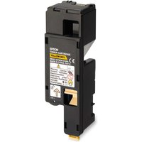 Epson Aculaser C1700 Toner Cartridge High Yield, Yellow