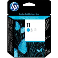 HP 11 Ink Colour Printhead, Cyan