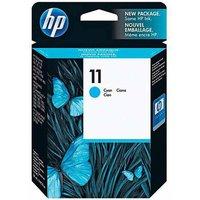HP 11 Colour Ink Cartridge, Cyan