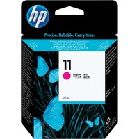HP 11 Colour Ink Cartridge C4837A, Magenta