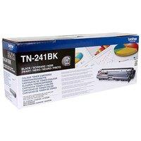 Brother TN241BK Laser Toner Cartridge, Black