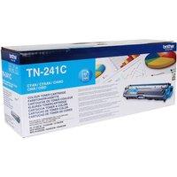Brother TN241 Colour Laser Toner Cartridge, Cyan