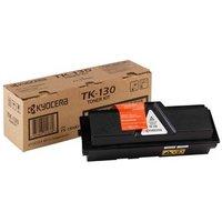 Kyocera TK130 Printer Toner Cartridge, Black