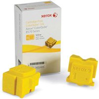 Xerox Colorqube 108R00933 (2 Sticks) Ink Cartridges, Yellow