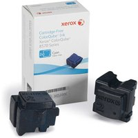 Xerox Colorqube 108R00931 (2 Sticks) Ink Cartridges, Cyan