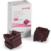 Xerox Colorqube 108R00932 (2 Sticks) Ink Cartridge, Magenta