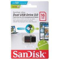 SanDisk 16GB Ultra Dual USB 3.0 Flash Drive