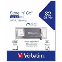 Verbatim 32GB Dual Drive Lightning to USB 3.0