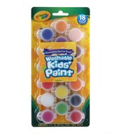 Crayola Poster Paints Acrylic Case 18 Pack