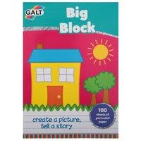 Galt Big Block Book A4
