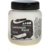 Luminous Paint 100ml, Yellow