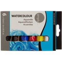 Daler Rowney Simply Watercolour 6x12ml Set