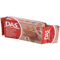 DAS Modelling Clay Block Pack of 24 Terracotta, Terracotta