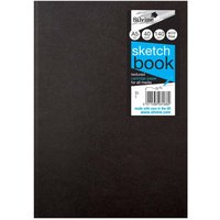 Click to view product details and reviews for Silvine Sketch Pad A5 140gsm Black.