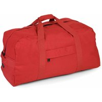 Members by Rock Medium Holdall and Duffle Bag 75cm, Red
