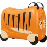 Samsonite Dream Rider Childrens Ride on Suitcase Tiger