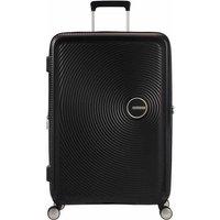 American Tourister Soundbox Medium Spinner Suitcase, Midnight Navy