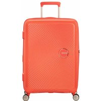 American Tourister Soundbox Medium Spinner Suitcase, Peach