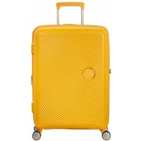 American Tourister Soundbox Medium Spinner Suitcase, Yellow