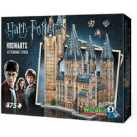 Wrebbit 3D Hogwarts Astronomy Tower Puzzle
