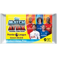 Match Attax Trading Cards 2017-2018