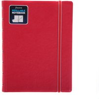 Filofax Refillable Notebook A5, Red