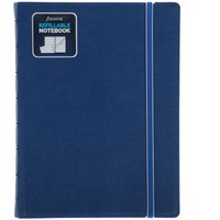 Filofax Refillable Notebook A5, Blue