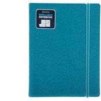 Filofax Refillable Notebook A5, Aqua