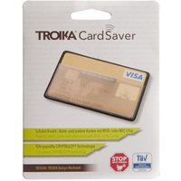 Troika Cardsaver Protective Wallet for Contactless Cards at Ryman Stationery