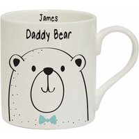 Personalised Daddy Bear Large Mug